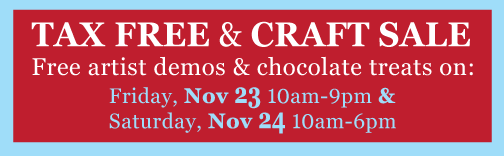 Tax Free & Craft Sale